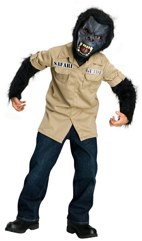 Déguisement de gorille enfants