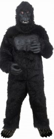 Déguisement enfant de gorille