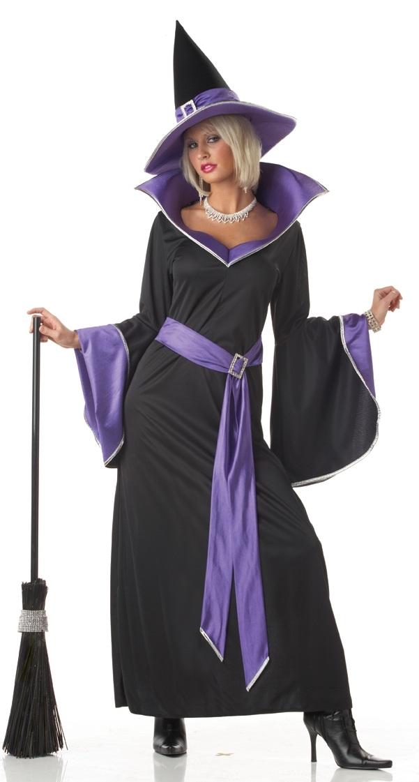 Déguisement femme sorcière