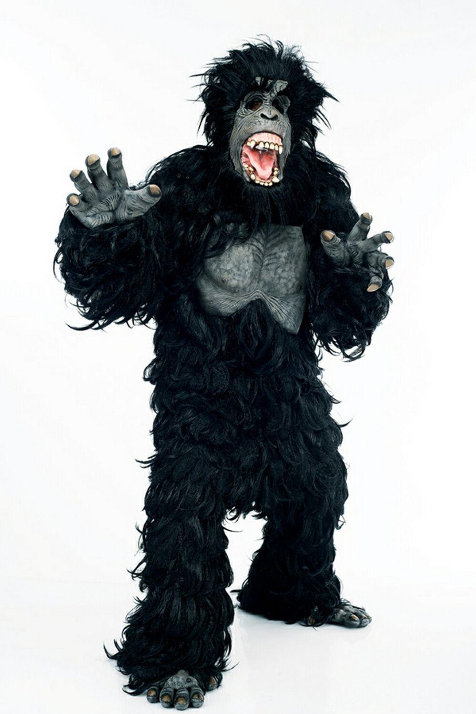 Déguisement halloween de gorille