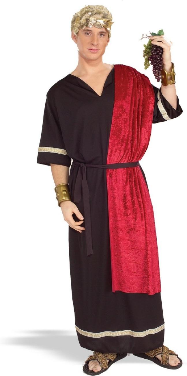 Déguisement romain de sénateur