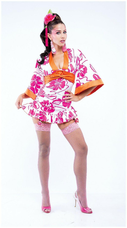 Déguisement sexy de geisha