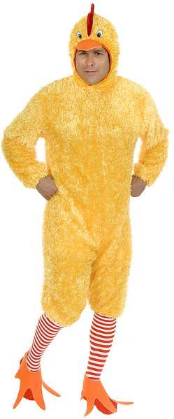 costume poulet