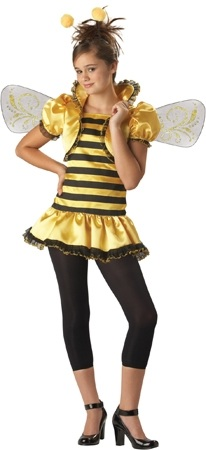 d guisement abeille enfant dpc f te article de f te pas. Black Bedroom Furniture Sets. Home Design Ideas