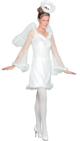 deguisement ange femme