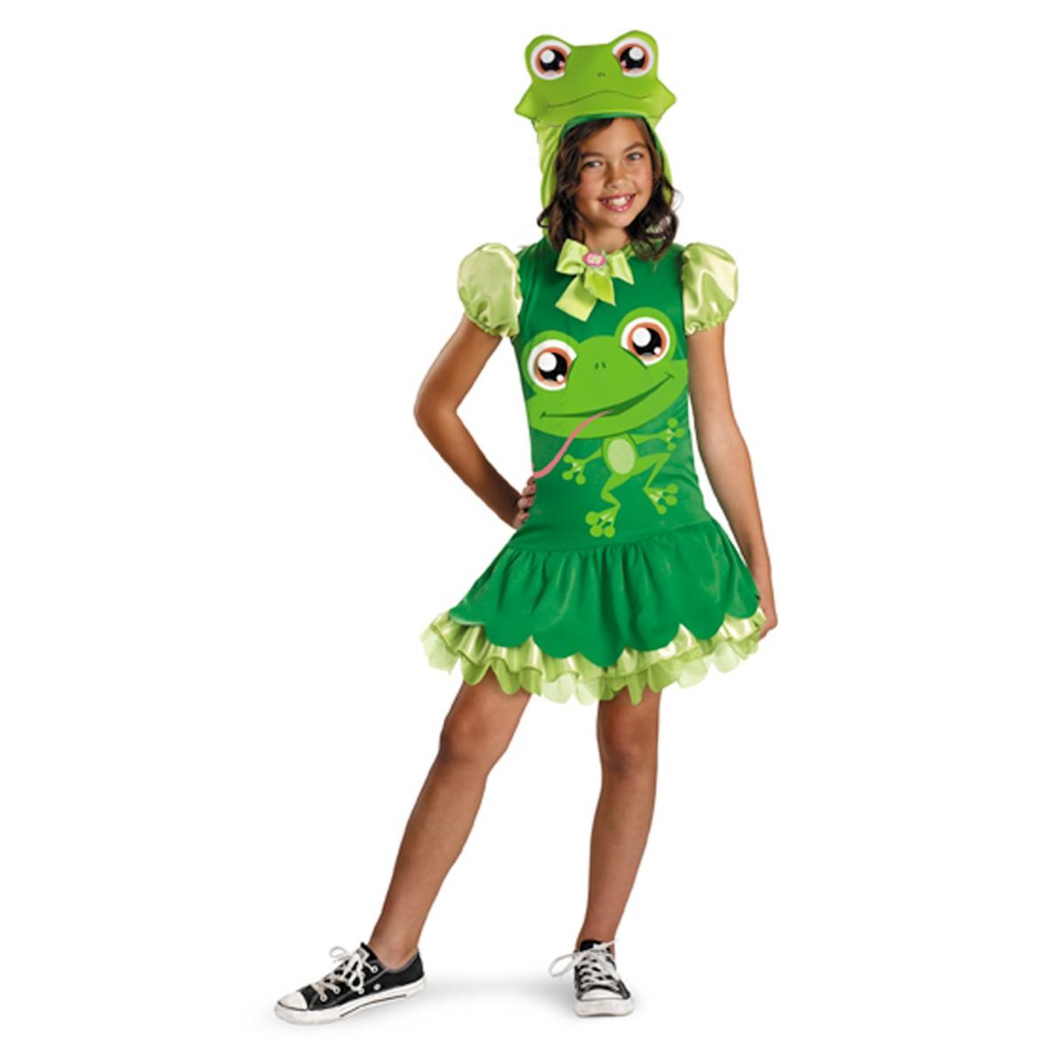 deguisement grenouille enfant