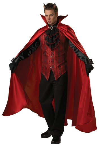 Dracula Outfit Halloween