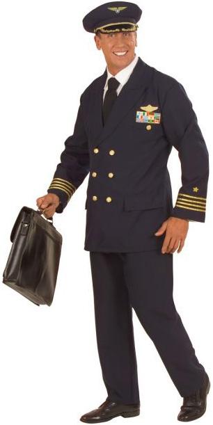 deguisement pilote avion homme
