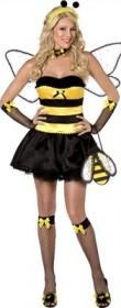 Costume sexy abeille