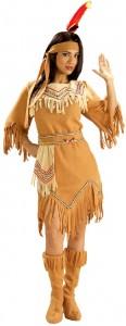 Déguisement apache femme