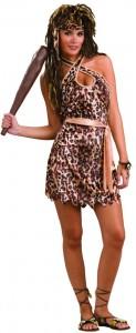 Deguisement préhistoire femme