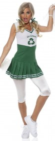Déguisement cheerleader