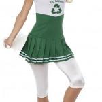 deguisement cheerleader