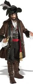 Deguisement pirate des caraibes