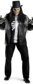 déguisement rocker zombie