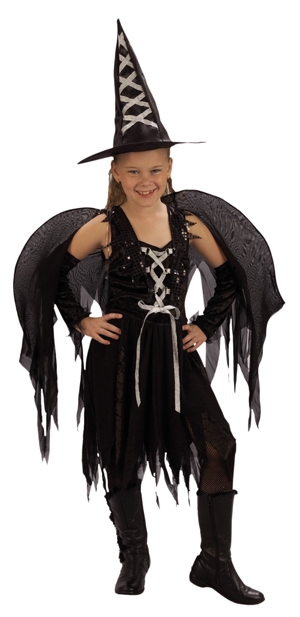 deguisement sorcière fille