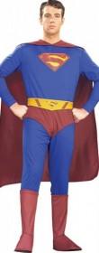 Déguisement super héros superman