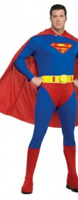 Déguisement superman adulte