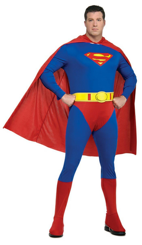 deguisement superman adulte