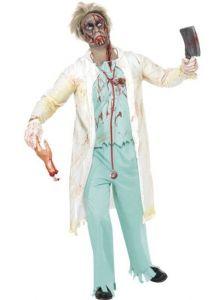 medecin zombie