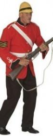 Déguisement de soldat anglais
