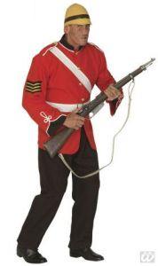 déguisement soldat anglais