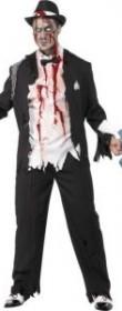 Déguisement Zombie Gangster