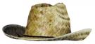 chapeau en paille