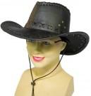 chapeau femme western