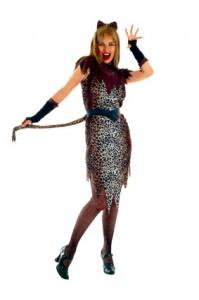 deguisement femme chat