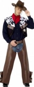 Déguisement de cowboy western