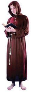 deguisement de moine