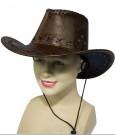 stetson cowboy noir