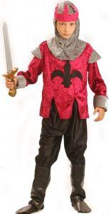 deguisement chevalier croisade
