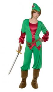 deguisement peter pan