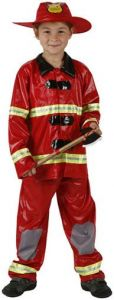 deguisement pompier enfant