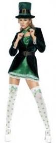 Déguisement Saint Patrick femme