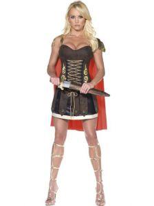 déguisement gladiatrice
