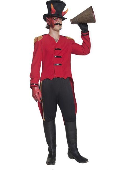 déguisement monsieur loyal