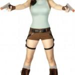 D guisement lara croft tomb raider costume femme - Tomb raider deguisement ...