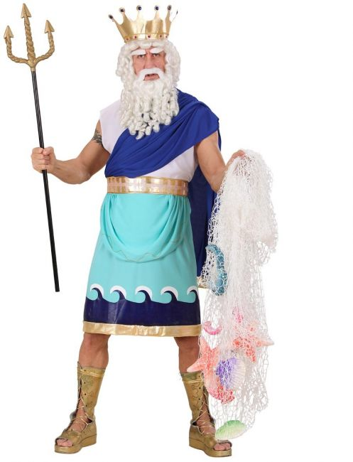 D guisement poseidon d guisement dieu grec mythologie - Deguisement dieu grec ...