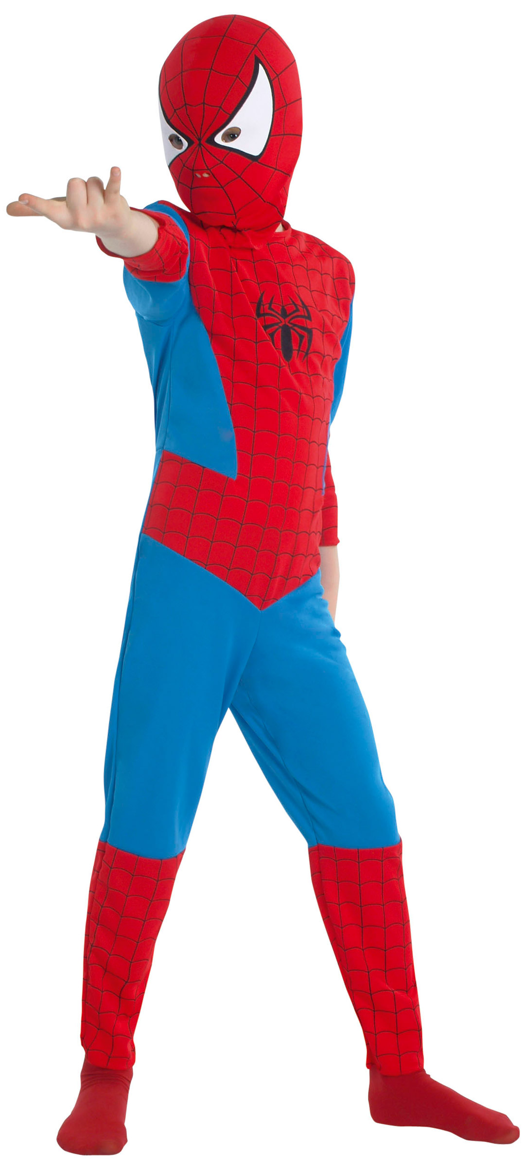 Déguisement spiderman enfant   Costume Peter Parker de spiderman 7acdbfd0e065