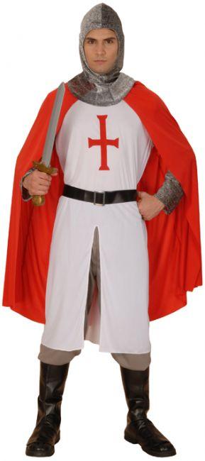 D guisement chevalier croisade d guisement medi val de chevalier crois - Deguisement sac poubelle ...