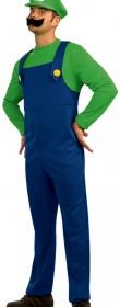 Déguisement Luigi (Mario bros)