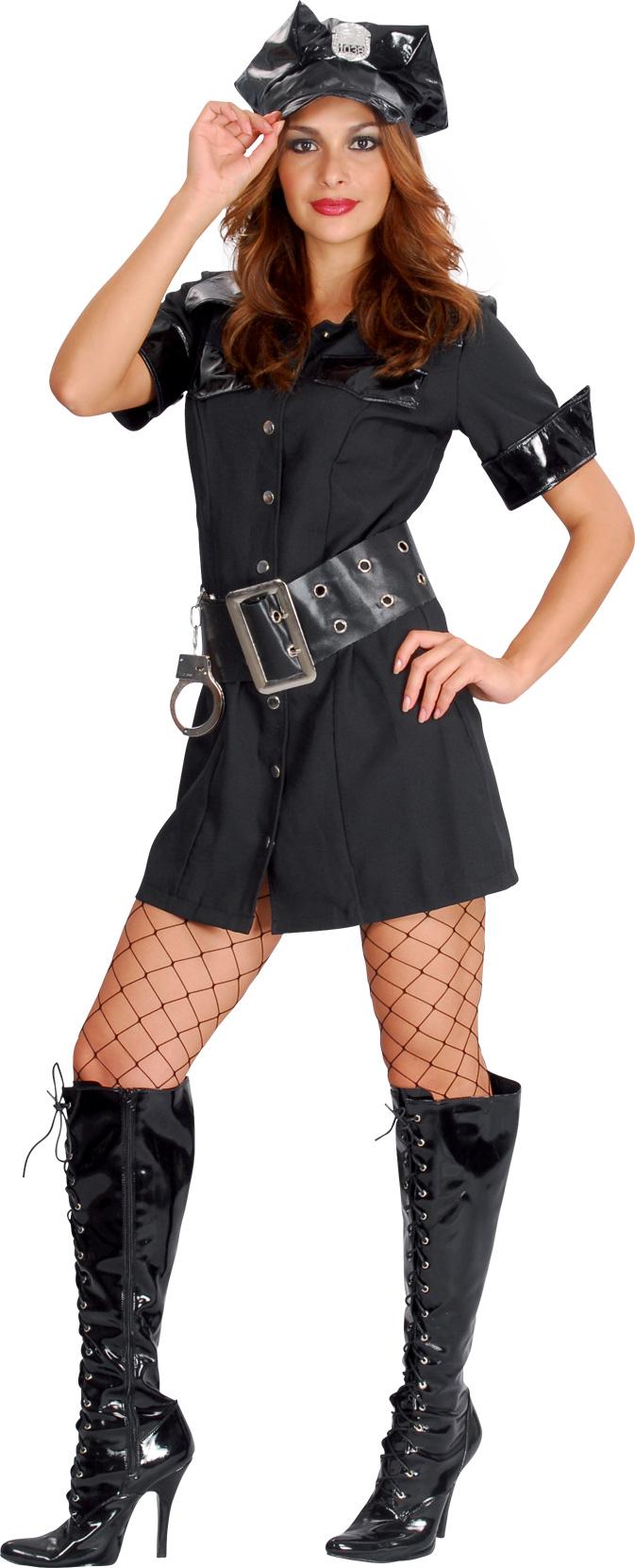 deguisement d-officier de police femme