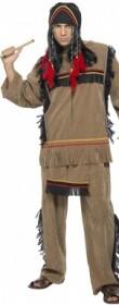 Déguisement indien apache