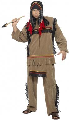 d guisement apache d guisement indien apache pour homme. Black Bedroom Furniture Sets. Home Design Ideas