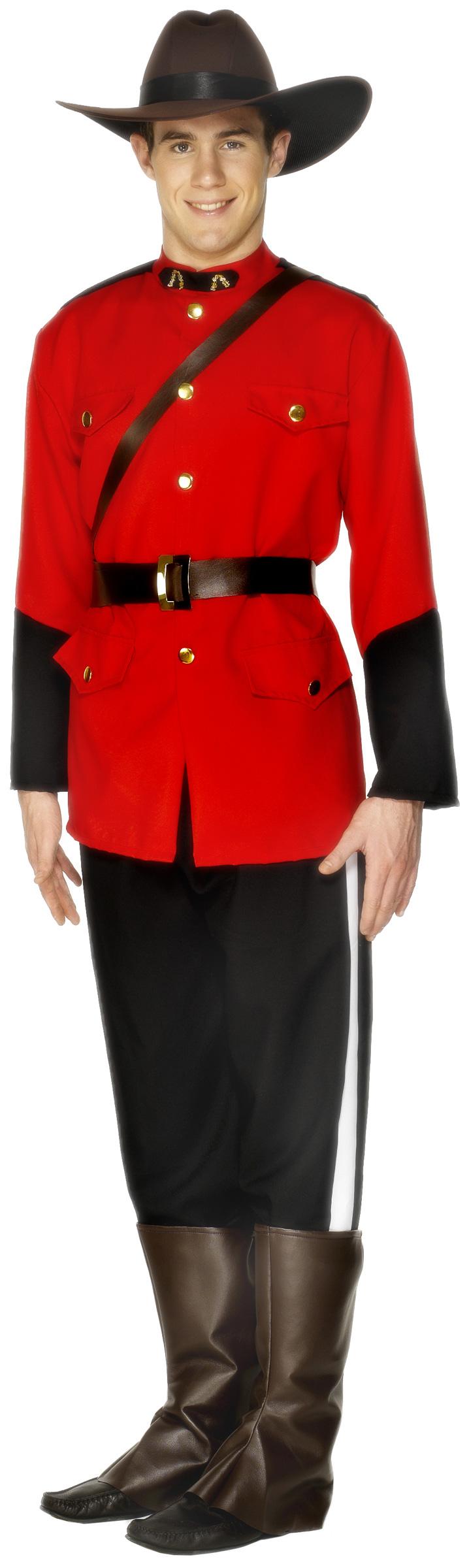Déguisement canadien