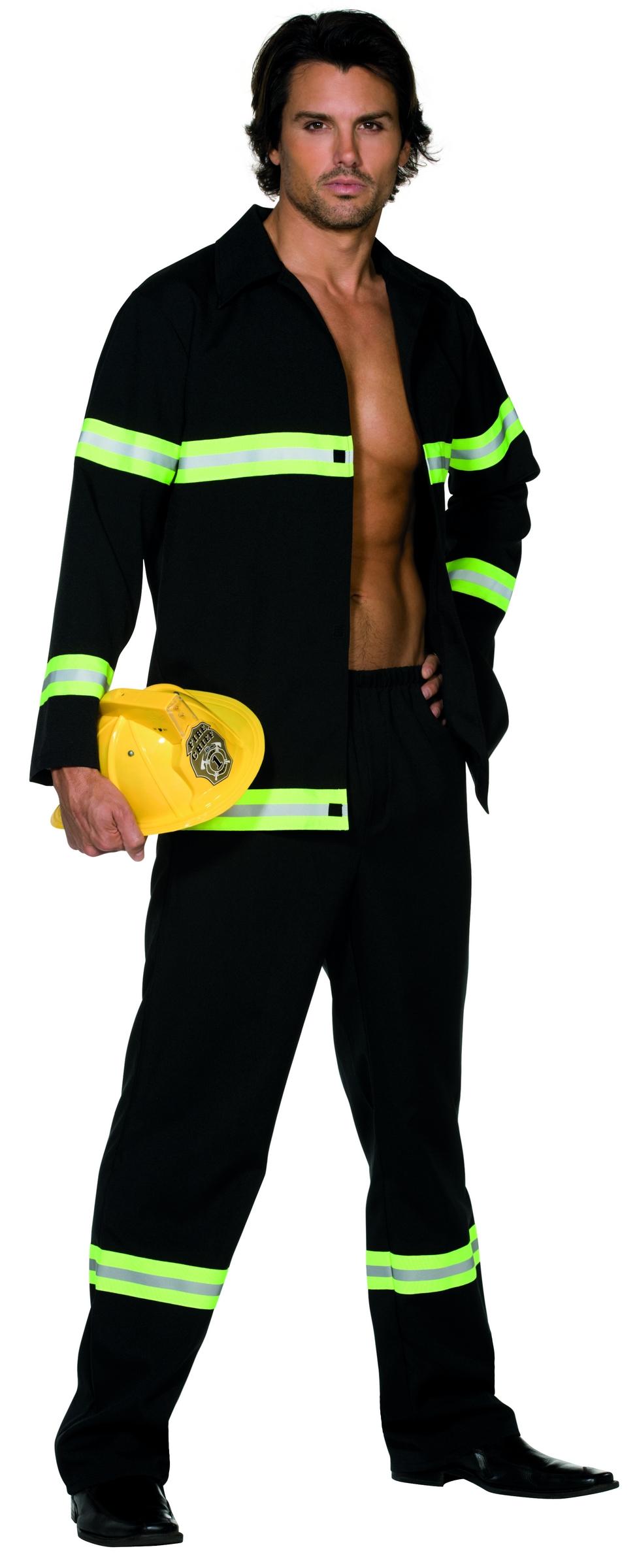 déguisement sapeur pompier