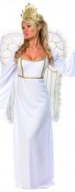 Déguisement angelot femme